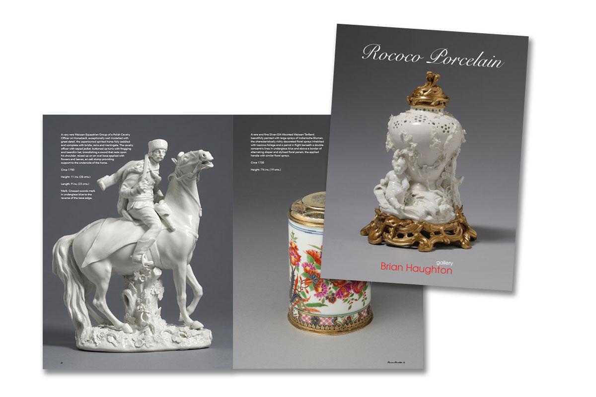 rococo porcelain catalogue