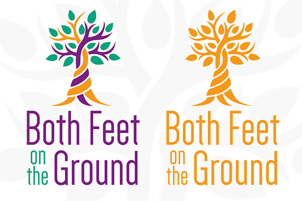 Both Feet on the Ground
