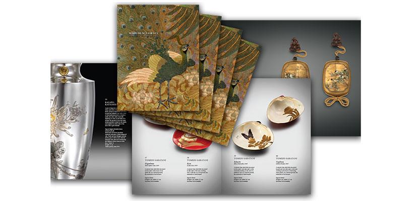 Malcolm Fairley Japanese Art catalogue 2019