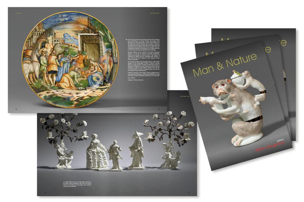 Brian Haughton Gallery, Man & Nature catalogue