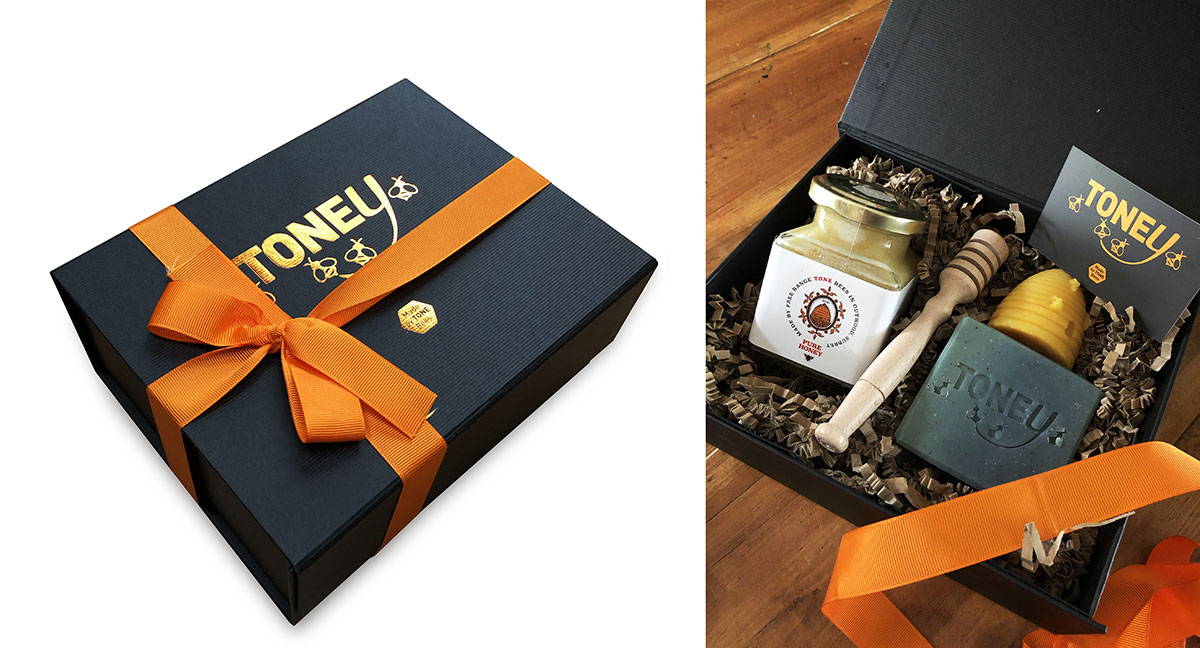TONEY Honey Gift Box