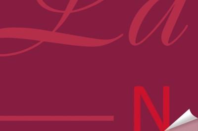 La Strada Nuova logo design by Creative Wisdom, Graphic design company Romsey, Southampton
